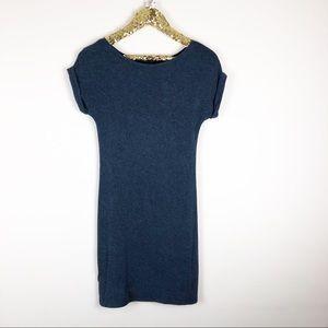 Lou & Grey Soft Jersey Knit  T-shirt Dress Size XS